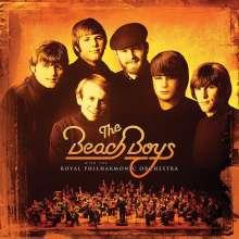 Royal Philharmonic Orchestra: The Beach Boys & The Royal Philharmonic Orchestra (180g), 2 LPs