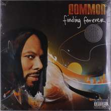 Common: Finding Forever, 2 LPs