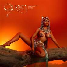 Nicki Minaj: Queen, CD