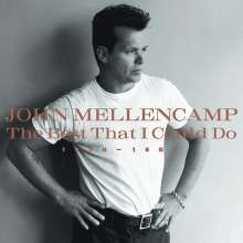 John Mellencamp (aka John Cougar Mellencamp): The Best That I Could Do 1978-1988 (Limited-Edition) (Gold Vinyl), 2 LPs