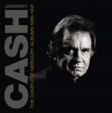 Johnny Cash: Complete Mercury Albums 1986-1991 (Limited Box), 7 CDs