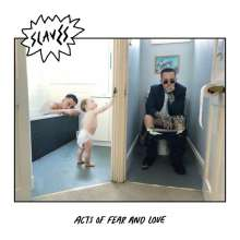 Slaves: Acts Of Fear And Love, CD