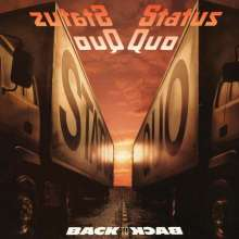 Status Quo: Back To Back (Deluxe Edition), 2 CDs