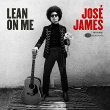 José James: Lean On Me (180g), 2 LPs