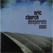 Eric Church: Desperate Man, LP