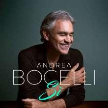 Andrea Bocelli: Si, CD
