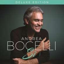 Andrea Bocelli: Si (Deluxe-Edition), CD
