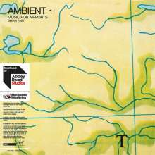 Brian Eno (geb. 1948): Ambient 1: Music For Airports (180g) (Limited Halfspeed Master) (45 RPM), 2 LPs