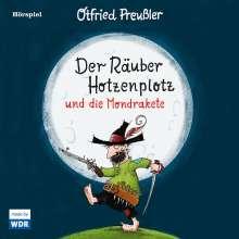 Der Räuber Hotzenplotz und die Mondrakete, CD