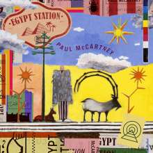 Paul McCartney (geb. 1942): Egypt Station (Standard-Edition), CD