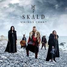 Skáld: Vikings Chant, CD