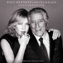 Tony Bennett & Diana Krall: Love Is Here To Stay, CD