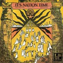 Imamu Amiri Baraka: It's Nation Time - African Visionary Music (Limited-Edition), LP