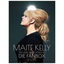 Maite Kelly: Die Liebe siegt sowieso (Limited-Fanbox), 3 CDs