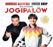 Andreas Gabalier, Matze Knop & Silverjam: Jogipalöw (Der Jogi Song), Maxi-CD