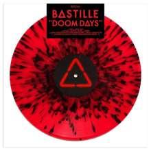 Bastille: Doom Days (Limited-Deluxe-Edition) (Red W/ Black Splatter Vinyl), LP