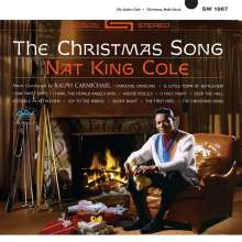 Nat King Cole (1919-1965): The Christmas Song (Expanded-Edition), CD