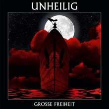 Unheilig: Grosse Freiheit (Limited-Edition) (180g) (Red Vinyl), 2 LPs