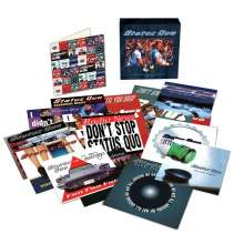 """Status Quo: The Vinyl Singles Collection 1990-1999 (Limited-Edition-Box-Set), 16 Single 7""""s"""