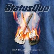 "Status Quo: The Vinyl Singles Collection: 2000's (remastered) (Limited-Hardcover-Box), 10 Single 7""s"