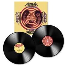 Anthrax: State Of Euphoria (30th Anniversary-Edition), 2 LPs