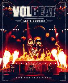 Volbeat: Let's Boogie! Live From Telia Parken, 2 CDs