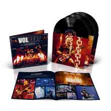 Volbeat: Let's Boogie! Live From Telia Parken (180g)
