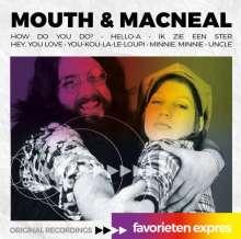 Mouth & MacNeal: Favorieten Expres, CD