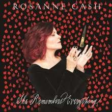 Rosanne Cash: She Remembers Everything (Pink Vinyl), LP