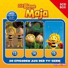 3-CD Hörspielbox Zur Neuen TV-Serie (Cgi) Vol.5, 3 CDs