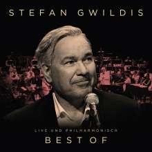 Stefan Gwildis: Best Of: Live und philharmonisch, CD