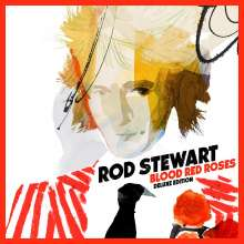 Rod Stewart: Blood Red Roses (Deluxe-Edition inkl. 3 Bonustracks), CD
