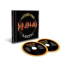 Def Leppard: The Story So Far: The Best Of Def Leppard (Deluxe-Edition), 2 CDs