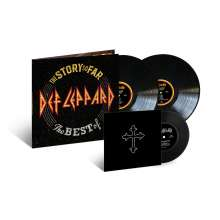 Def Leppard: The Story So Far: The Best Of Def Leppard (Limited-Edition), 2 LPs