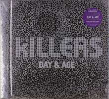 Killers: Day & Age (10th Anniversary Edition) (180g) (45 RPM), 2 LPs