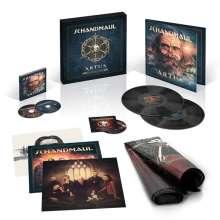 Schandmaul: Artus (Limitierte Fanbox), 5 CDs