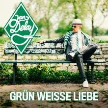 Jan Delay: Grün weiße Liebe (2-Track), Maxi-CD