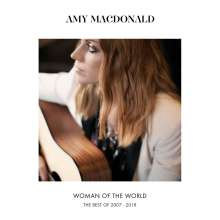 Amy Macdonald: Woman Of The World: The Best Of 2007 - 2018, 2 LPs