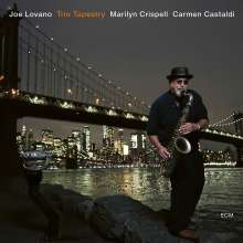 Joe Lovano (geb. 1952): Trio Tapestry, CD