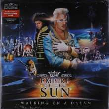 Empire Of The Sun: Walking On A Dream (180g) (Limited-Edition) (Blood Orange Vinyl), LP