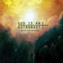 God Is An Astronaut: Age Of The Fifth Sun (Limited Edition) (Green Vinyl), LP