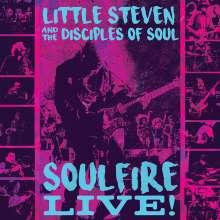 Little Steven (Steven Van Zandt): Soulfire Live!, 2 Blu-ray Discs