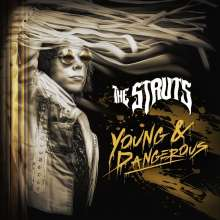 The Struts: Young & Dangerous, CD