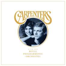 The Carpenters: The Carpenters With The Royal Philharmonic Orchestra, CD