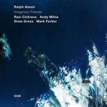 Ralph Alessi (geb. 1963): Imaginary Friends, CD