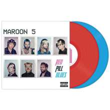 Maroon 5: Red Pill Blues - Tour Edition (Limited-Deluxe-Edition) (Colored Vinyl), 2 LPs