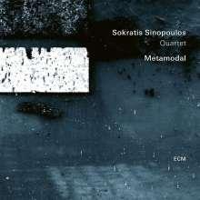 Sokratis Sinopoulos (geb. 1974): Metamodal, CD