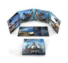 Megadeth: Warheads On Foreheads, 3 CDs