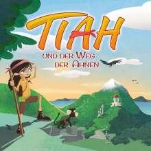 Tiah: Tiah und der Weg der Ahnen, CD