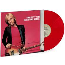 Tom Petty: Damn The Torpedoes (180g) (Limited Edition) (Translucent Red Vinyl), LP